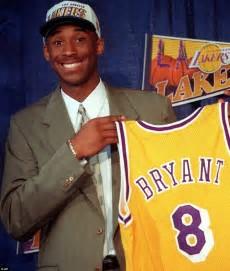 Kobe Rookie