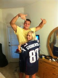 Gronk and Bibi Jones