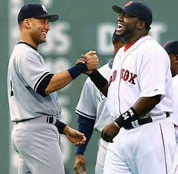 Jeter and Papi