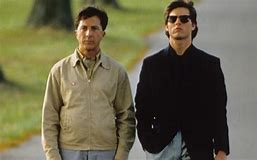 Tom Cruise in Rain Man