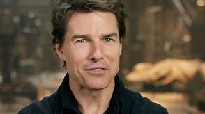 Tom Cruise now