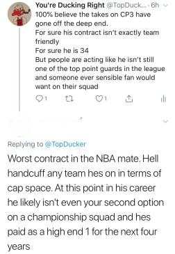 Worst Contract